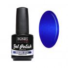 UV/LED farebný gél lak 15ml - Royal Blue Glitter