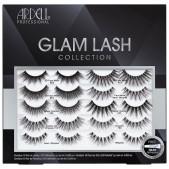 Ardell mihalnice - Glam Lash Collection - 10 druhov+lepidlo 1g
