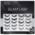 Ardell mihalnice - Glam Lash Collection - 10 druhov+lepidlo 1g