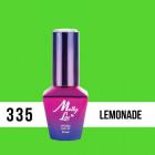MOLLY LAC UV/LED gél lak Fancy Fashion - Lemonade 335, 10ml