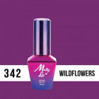 MOLLY LAC UV/LED gél lak Fashion Outfit - Wildflowers 342, 10ml