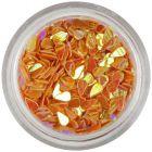 Slzičky - oranžové
