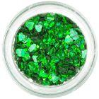 Nechtové ozdoby - smaragdové srdiečka