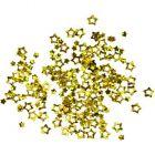 Zlaté hviezdičky, hologram - obrysy