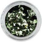 Ozdobné diamanty - olivovozelené