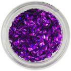 3D diamant - fialový, hologram