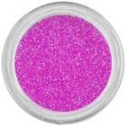 Glitrový ozdobný prášok - ružovofialový