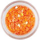 Oranžové hviezdičky