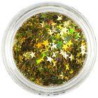Zlaté hviezdičky - hologram