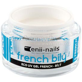 UV gél - French biely, 40ml