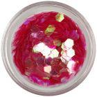 Červený šesťhran - aquaelements