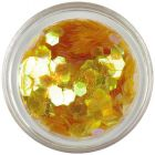Ozdobné šesťhrany - aquaelements, medové