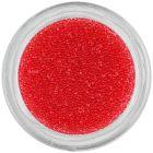 Perly miniatúrne, červené