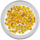 Kamienky štvorce - žlté