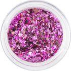 Ružovo-fialové nepravidelné tvary - malé