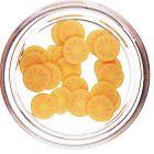 Fimo ozdoby - narezaný pomaranč, oranžový